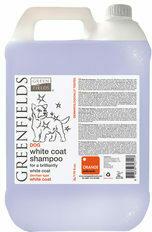 Groene Greenfields White Coat Shampoo - 5 L