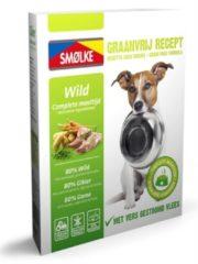 Smolke Vers Gestoomde Maaltijd 395 g - Hondenvoer - Eend&Konijn&Aardappel Graanvrij - Hondenvoer