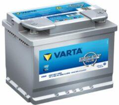 Varta Start-Stop Silver Dynamic AGM 560 901 068 D52 12V 60 Ah 680A/EN Start Accu 4016987144497