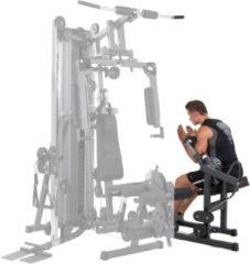 Zwarte Finnlo Fitness Finnlo Autark 1500 Ab & Back Module - Uitbreidingsset