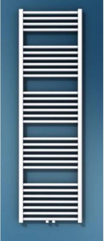 Afbeelding van Vasco Comfort Collection handdoekradiator, afgifte 823W, buis rond, aansluitingen 2, hxlxd 1714x500x34mm, wit RAL9016