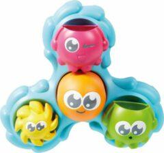 Tomy Badspeelgoed Spin & Splash Junior 21 Cm Blauw