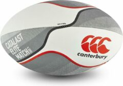 Zilveren Canterbury CATALAST ELITE MATCH BALL SILVER