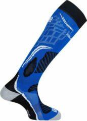 Salomon X-Pro Ski Sokken Wintersportsokken - Maat 42-44 - Unisex - blauw/zwart/wit