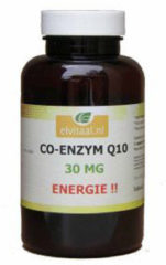 How2behealthy Elvitaal Co-enzym Q10 - 30 mg - 60 Capsules - Voedingssupplement