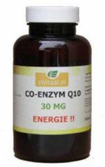 How2behealthy Elvitaal Co-enzym Q10 - 30 mg - 60 Capsules - Voedingssupplement