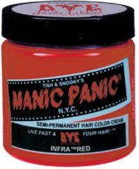 Rode Manic Panic Classic Infra Red - Haarverf