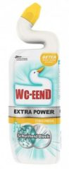 WC Eend Extra power schuimende bleekgel citrus fresh 750 ml