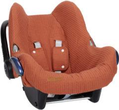 Oranje Little Dutch Hoes Autostoeltje 0+ - Pure Rust