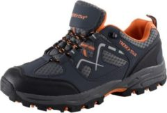 HSM Schuhmarketing TREKK STAR Herren Outdoorschuhe, Grau/Orange/42 /grau/orange