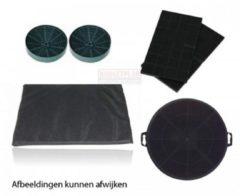 Zwarte Boretti KFBK-3 afzuigkapaccessoire