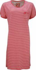 Irresistible Dames Nachthemd Rood Bloem Maten: S