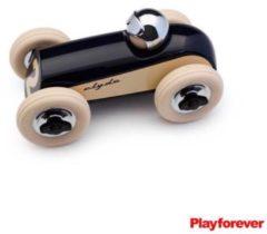 Bruine Playforever Speelgoedvoertuig Clyde Midnight
