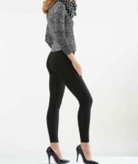 AWR Luxueuze Dames Legging  Luxe Legging   Zwart - S