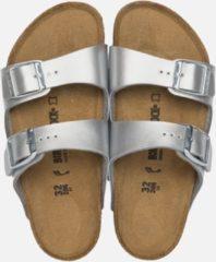 Zilveren 73117_3200 Birkenstock Arizona slippers zwart - Maat 26