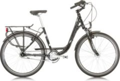 26 Zoll Damen City Fahrrad Sprint Solara Lady Nexus 7... schwarz
