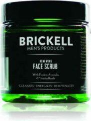 Brickell Renewing Face Scrub 118 ml.