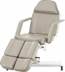 Luxe Comfort Behandelstoel - Massage - Pedicure - Verstelbaar - Comfortabel - Hydraulisch - Grijs