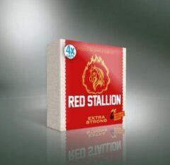 Red Stallion Erectiepillen - 4 Stuks