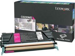 Lexmark C5220MS - Tonercartridge Magenta