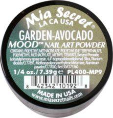 Groene Mia Secret Mood Acrylpoeder Garden-Avocado