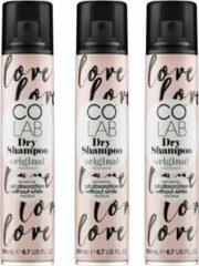 Colab Dry Shampoo Original - 3 pak