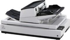 Fujitsu fi-7700S 600 x 600 DPI Flatbed-/ADF-scanner Zwart, Wit A3