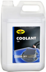 Blauwe Kroon-Oil Kroon Koelvloeistof -26°C 5 liter