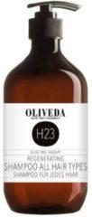 Oliveda H23 Shampoo für jedes Haar - Regenerating, 500ml