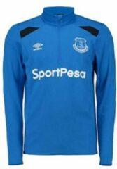 Umbro Everton - Ziptop - Blauw - Seizoen 2018/2019 - Maat XL