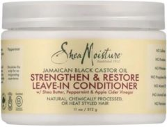 Shea Moisture - Jamaican Black Oil Leave in Conditioner - 312 gr