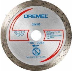 Dremel S520JA DSM20 Diamoant Trennscheibe für Fliesen 2615S520JA