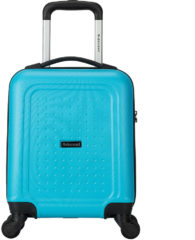 Decent Maxi Air Underseater Trolley 42 blue Harde Koffer