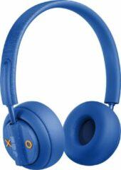 JAM Out There - Hoofdtelefoon - Hoofdtelefoon bluetooth - koptelefoon noise cancelling - blauw