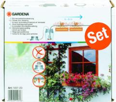 GARDENA 13131-20 Micro-Drip system Druppelslang 13 mm (1/2) Ã Slanglengte: 25 m