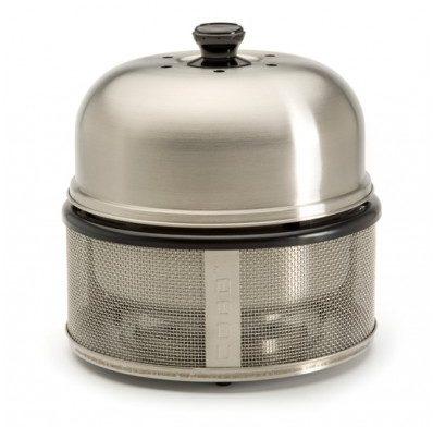 Afbeelding van Zilveren Cobb Premier Houtskoolbarbecue - RVS
