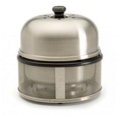 Grijze Cobb Premier Houtskoolbarbecue - Compact - Metaal
