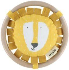 Trixie Baby Accessoires Rattle - Mr. Lion Geel