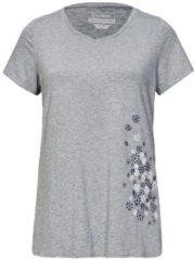 Blauwe Killtec Dames shirt Dames T-shirt Maat EU38