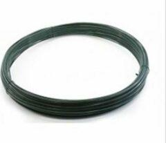 Hitmetal Spandraad pvc groen 2.65