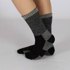 Zwarte Apollo Thermo sokken 3-pack 35/38