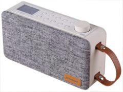 Scansonic PA6000 DAB+/FM/BT Portable Radio Wit/Grijs