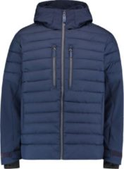 Blauwe O'Neill Igneous Jacket Wintersportjas Heren - Maat XL