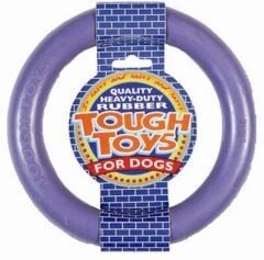 Happy pet tough toy rubber ring 15X15X2,5 CM