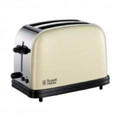 Rode Russell Hobbs 23334-56 Colours Plus Classic Cream - Broodrooster - Crème