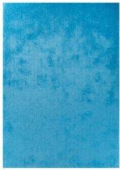 Hochflor-Teppich, »Soft«, Tom Tailor, rund, Höhe 35 mm, handgetuftet