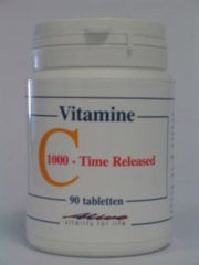 Alive Vitamine C 1000 Time Released Tabletten