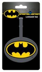 Gele Luggage tag batman