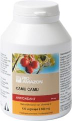 Rio Amazon TS Products - Camu Camu 120 vegicaps