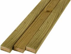 Woodvision Regel Douglas | 22 x 45 mm | Geïmpregneerd | Sc. | 300 cm